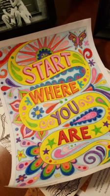 Most definietly true... on a side note, I love to color